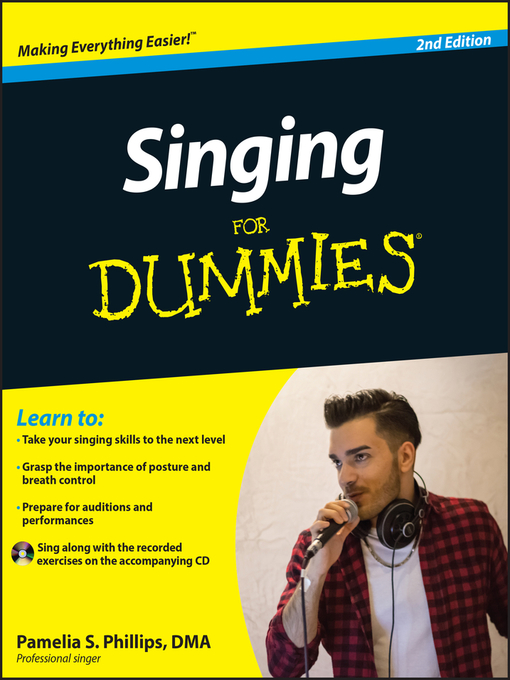 Singing For Dummies (eBook)